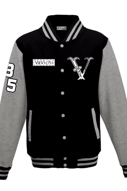 VaVichi Royalty Lettermans Jacket