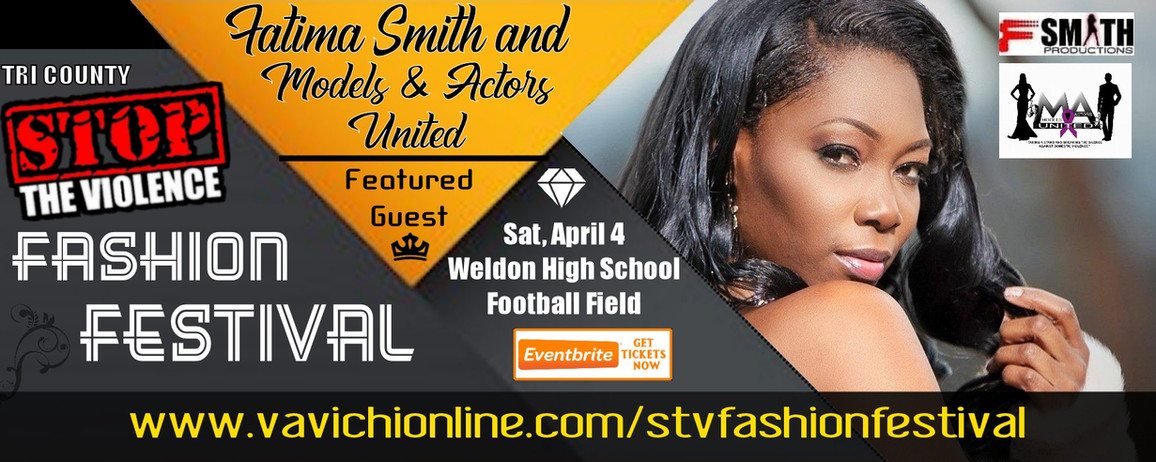 Fatima Smith and Models & Actors United