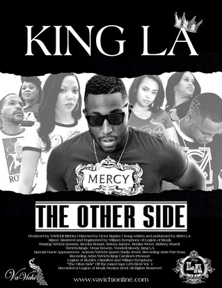 "VaVichi Royalty Featured in King LA's New Video Release ""The Other Side"""