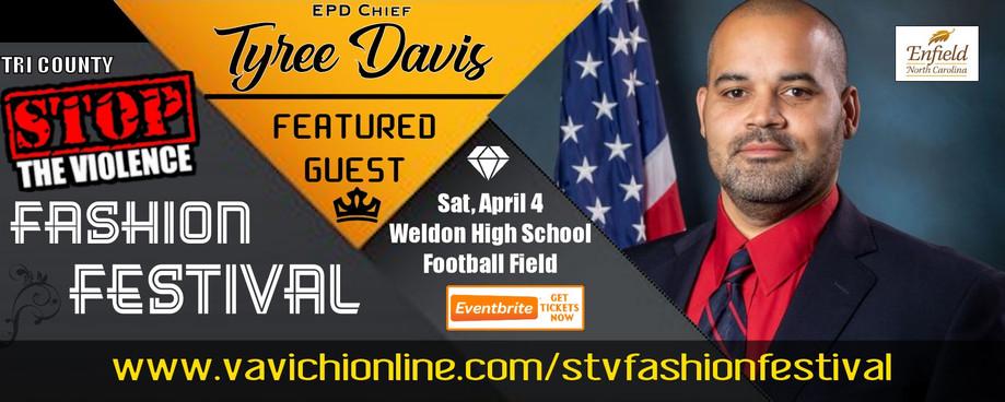 Chief Tyree Davis
