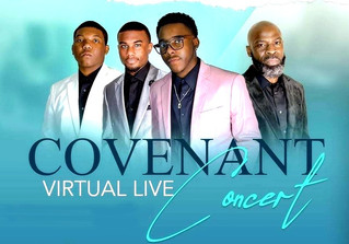 COVENANT's Live Virtual Concert was a Huge Success