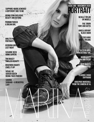 VaVichi Royalty Featured in Marika Magazine