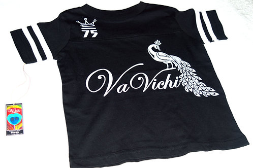 VaVichi King Infinite Rugby Tee