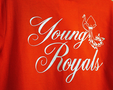 Womens Young Royals Tee Shirt