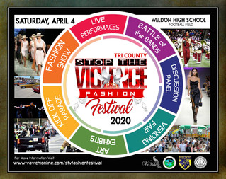 Early Bird Tickets Live For Tri County Stop the Violence Fashion Festival