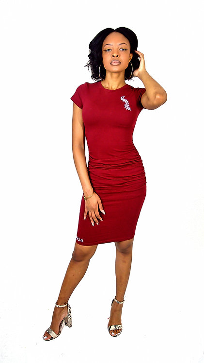 VaVichi Queens Lavish Bodycon Dress