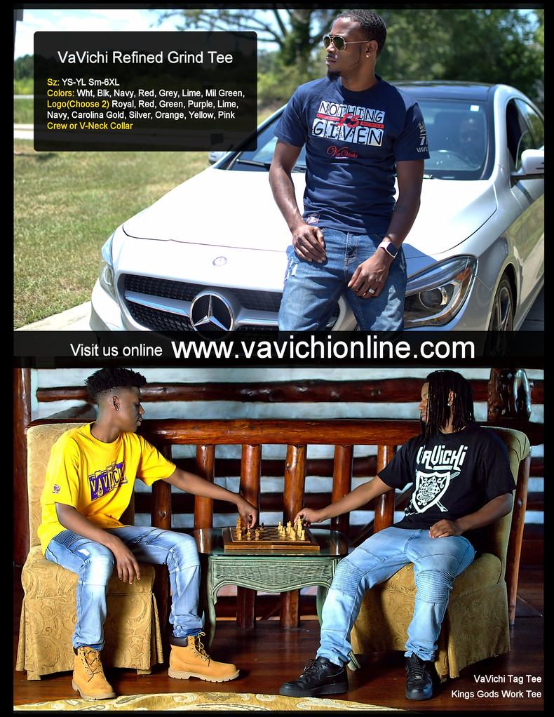 VaVichi Royalty Catalog