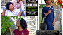 Holiday Portrait and Gift Shop