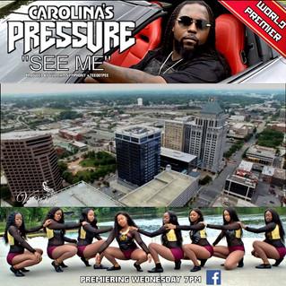 "VaVichi Royalty Released New Video For Carolinas Pressure ""See Me"""