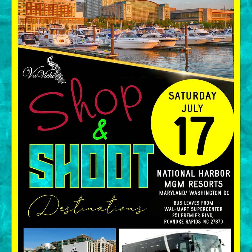 VaVichi Shop & Shoot Road Trip