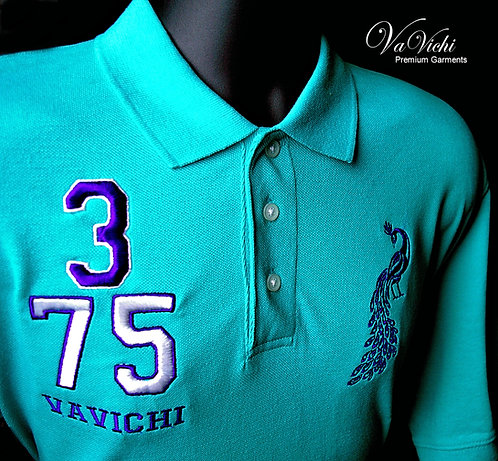 Men's VaVichi King 375 Polo