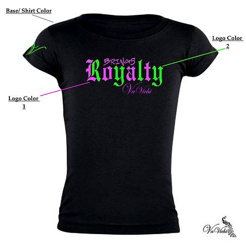VaVichi Loyalty Brings Royalty Tee
