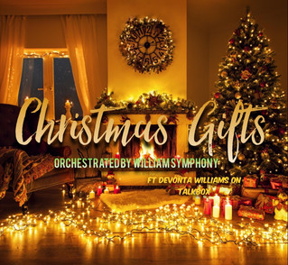 William Symphony Releases Christmas Gifts EP to awesome reviews