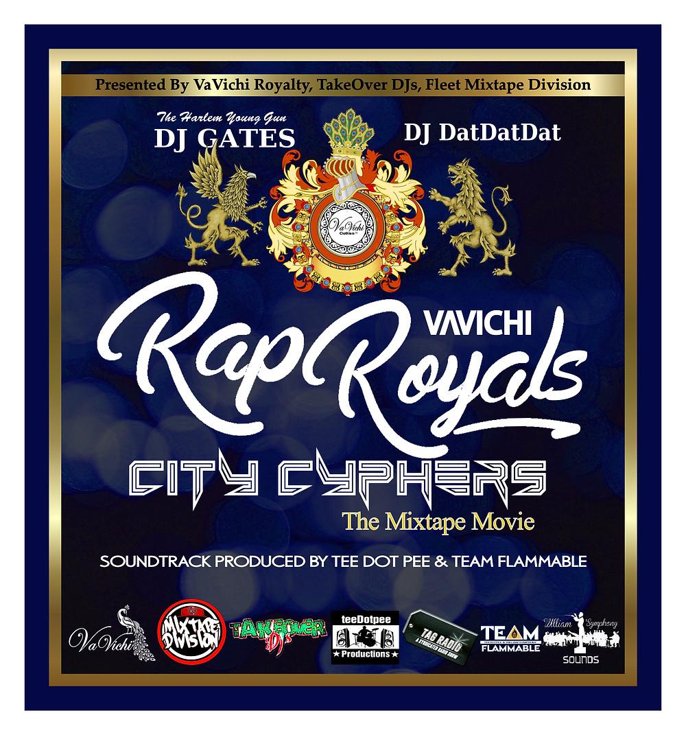 VaVichi Rap Royals City Cyphers