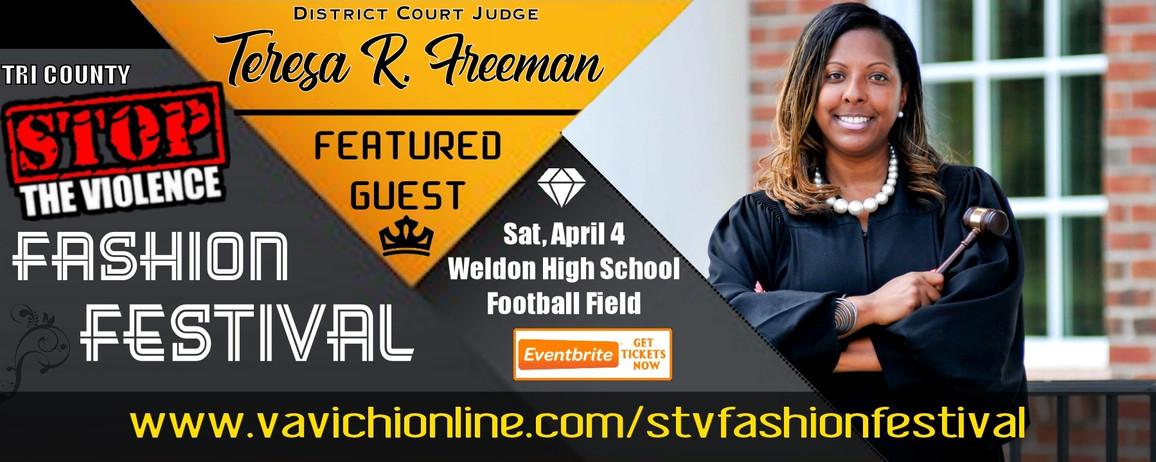 Judge Teresa R Freeman