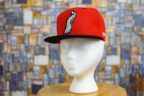VaVichi Peacock SnapBack Hat