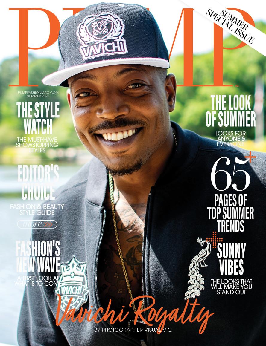 PUMP Magazine _ The June Fashion Issue _