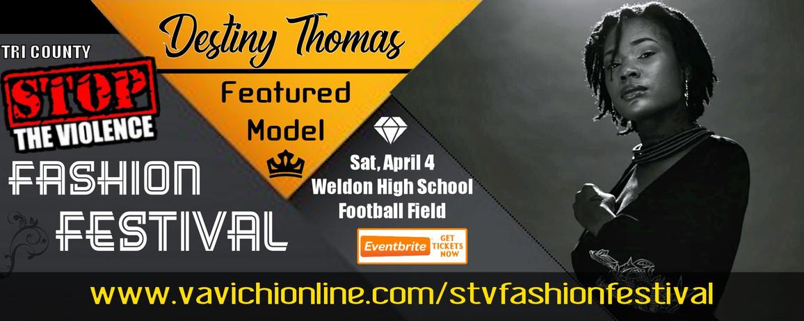 Destiny Thomas