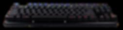 hawkon tyranus teclado mecanico gamer