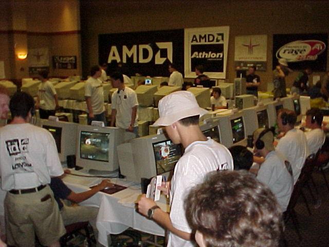 QuakeCon de 1999