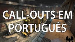 Nome das Posições dos Mapas de CS:GO - Call-Outs em Português