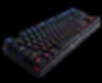 hawkon tyranus teclado mecânico gamer