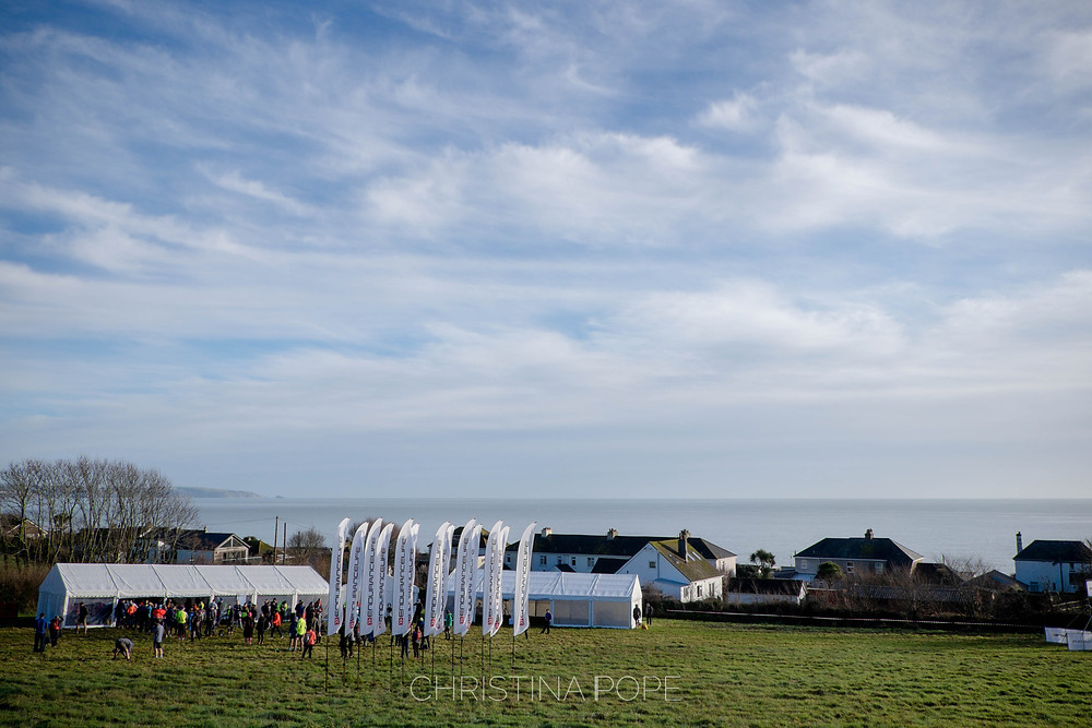Endurance Life CTS South Devon 2017 Start & Finish field