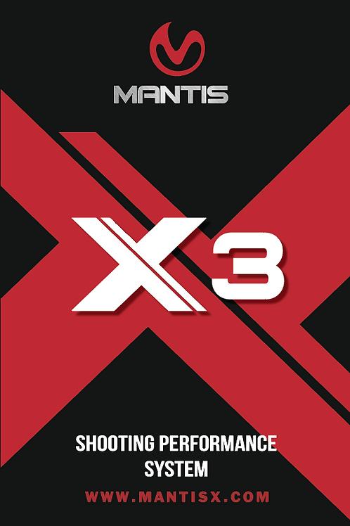 MantisX X3 System
