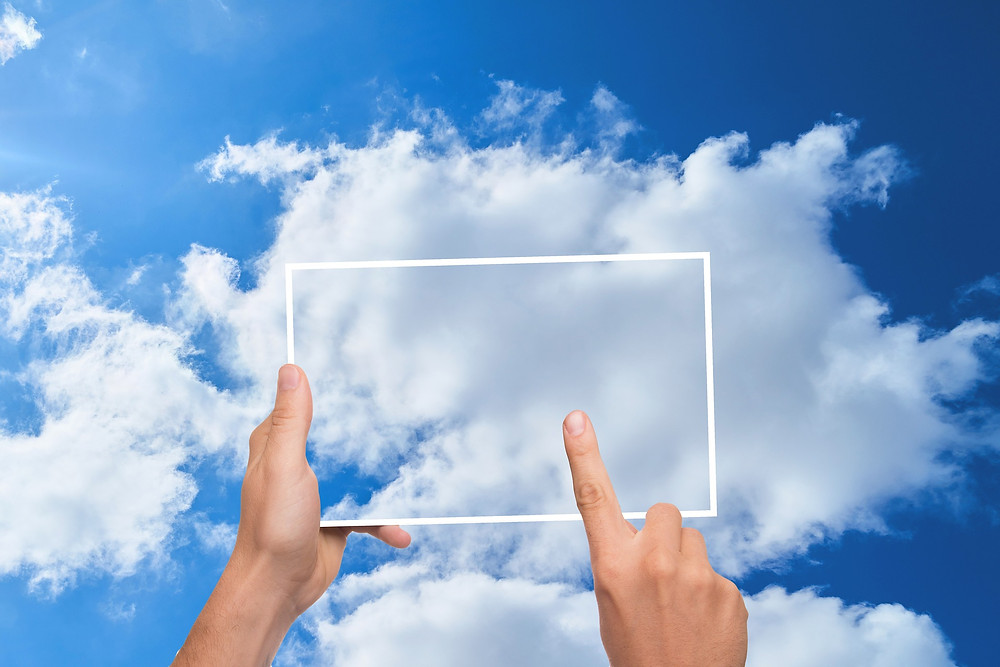 Using the Cloud to save your data will increase your online security and recovery of your data is easy