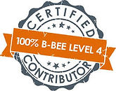 Level 4 B-BEE Compliant