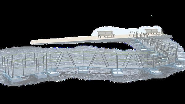 SureGo flexible bridges and walkways