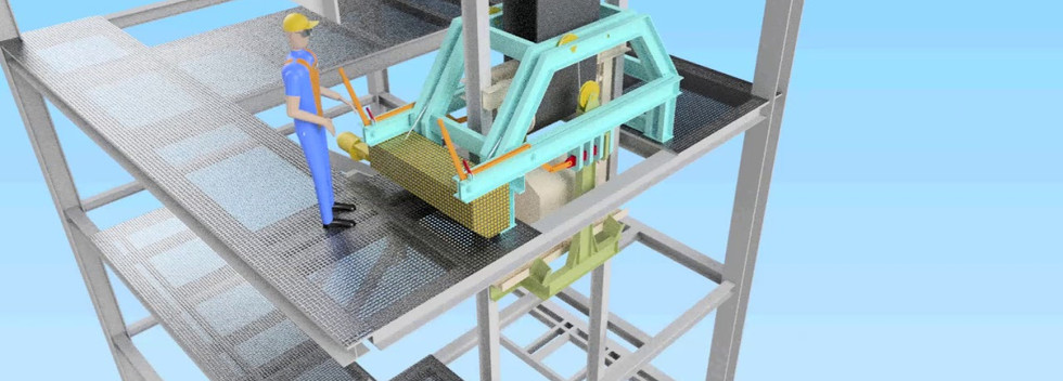 BELT CONVEYOR SAFETY - Counter Weight Take Up