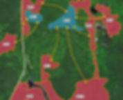 Locating prime habitat Grouse Hunting Habitat Maps GPS