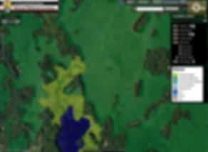 Hunting maps GPS
