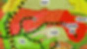 Maps grouse hunting Garmn GPS