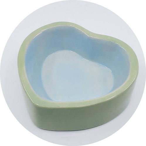 Hundenäpfe ● Keramik Napf ●HERZ