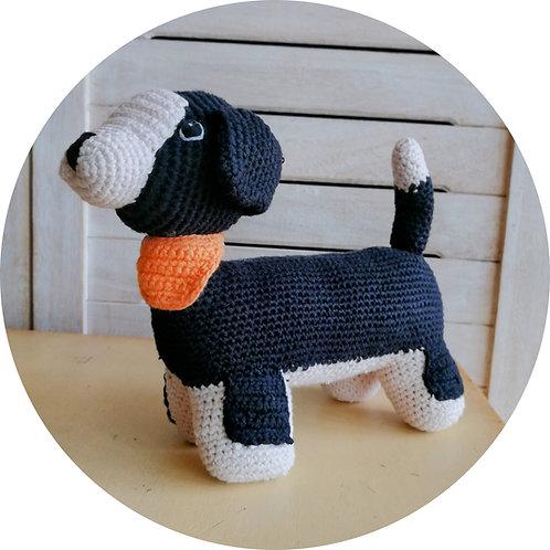 Hundespielzeug ● Pebble ● Wuff der Hund