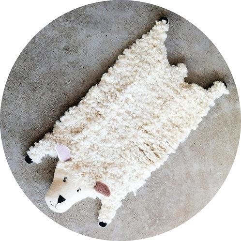 Unterlagen für Hunde ● Filz Tier ● SCHAF