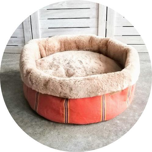 Soft Kunstfell Hundebett ● Klein ●
