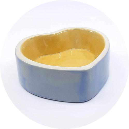 Hundenäpfe ● Katzennäpfe ● Keramik Napf ●HERZ