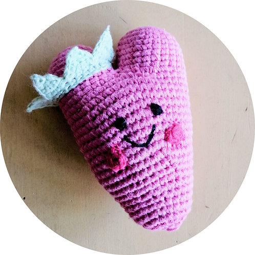 Kopie von Hundespielzeug ● Pebble ● Herz Pink