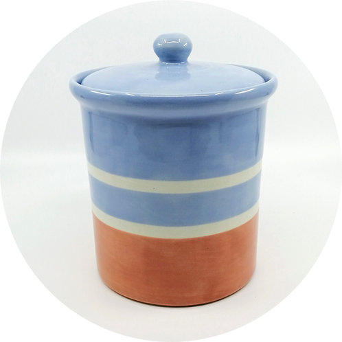 Hundenäpfe ● Leckerli Keramik Vorratsdose