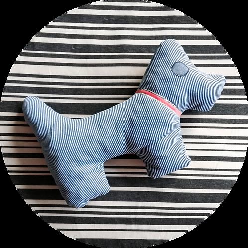 Hundespielzeug ● Hundekissen ● Fellschnauze ● PETIT PIRATE