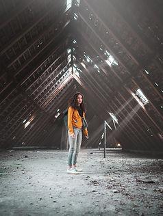 Tereza light beams.JPG
