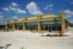 Pflugerville Texas retail center retail space