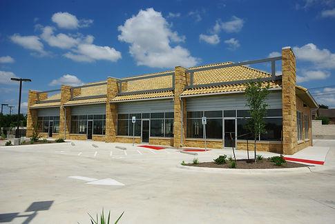 Pflugerville Texas retail center retail space