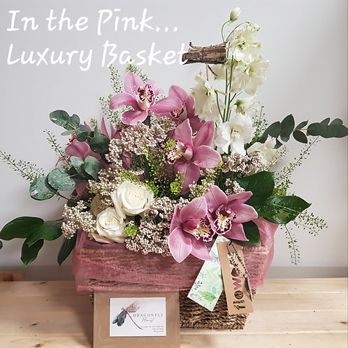 Luxury Basket - Florist Choice