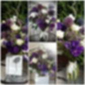 Designer flower gift