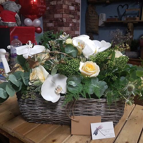 Flower baskets Florist Choice