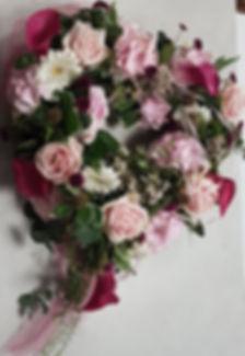 Open Delicate Heart, Funeral tribute